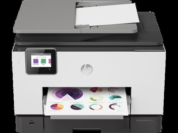 HP OfficeJet Pro 9025 All-in-One-Drucker