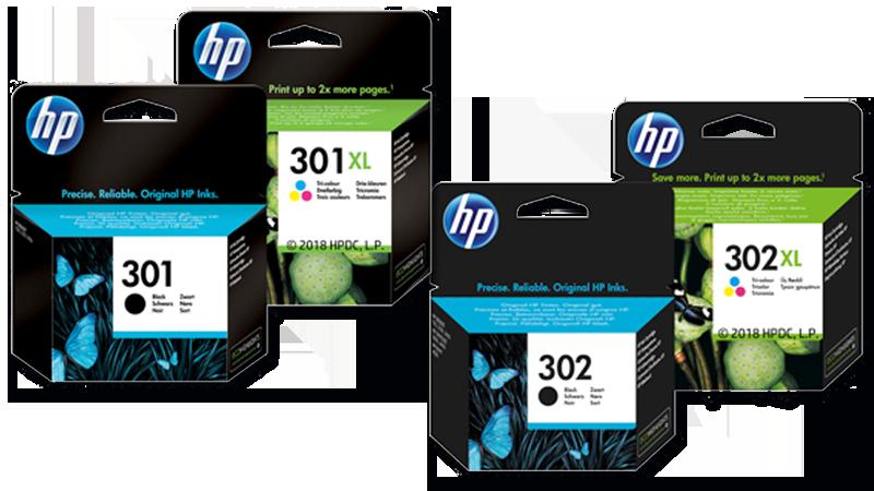 HP Tinte Cashback