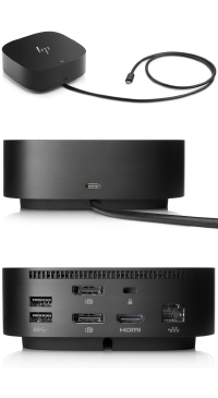 HP USB-C-Dockingstation G5