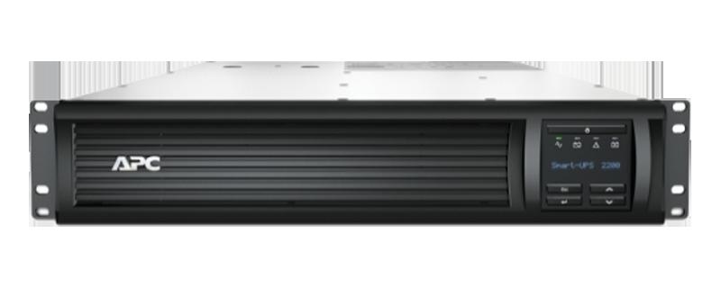 APC Smart UPS 2200 VA LCD RM 2 HE 230 V