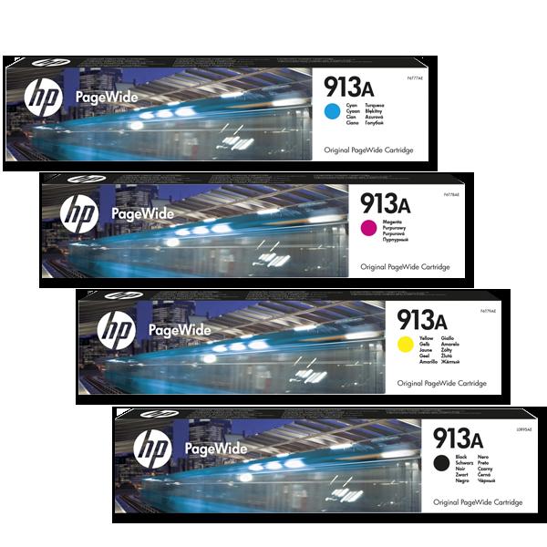 Druckerpatronen für HP PageWide 377dw Multifunktionsdrucker