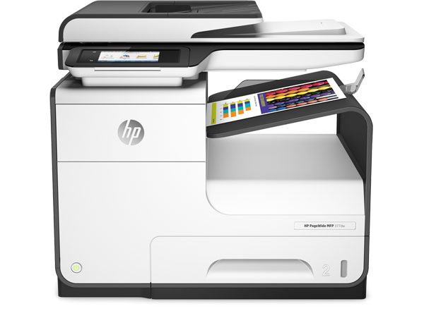 HP PageWide 377dw Multifunktionsdrucker