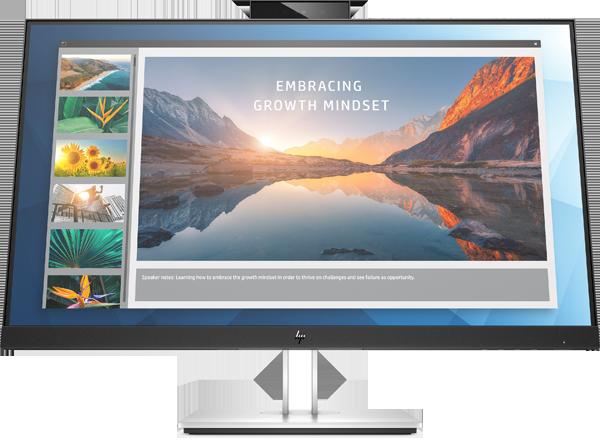 HP Display E24d